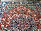 A Beautiful Vintage Persian Rug Circa 1925-50, Isfahan