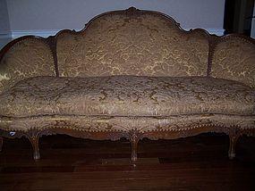 A Charming Rococo Sofa, circa 1900-1920