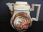 A  Fine 18th Century Volkstedt Neoclassical Milk Jug