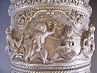 Additional  Photos  for  Burmese Silver Bowl # 941901