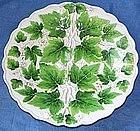 Meissen dish in Victorian taste about 1850