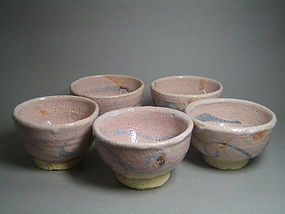 Shino Kumidashi Set by Suzuki Goro