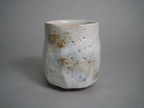 Shino Yunomi by Suzuki Tomio (c)