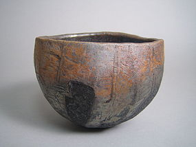 Gensai Chawan by Unokawa Kazumasa