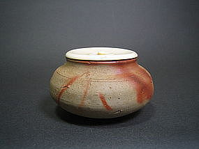 Bizen Daikai Chaire by Kimura Toho