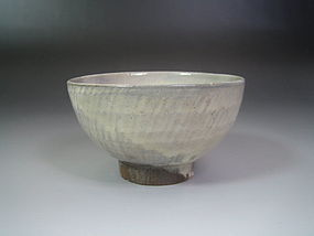 Hakeme Chawan by Kitaoji Rosanjin