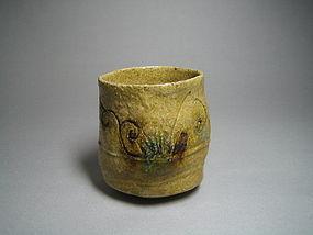 Ki-seto Yunomi by Suzuki Goro
