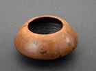 Fine water container, boxwood (huangyangmu shuiyin)