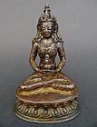 Long-life Buddha Amitayus (Wuliangshou Fo). 17th cent.
