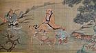 First Patriarch of Chinese Chan (Zen) Buddhism Bodhidharma (Damo)