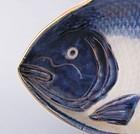 Ko Imari Carp Shaped Dish Genroku c.1700 No 1