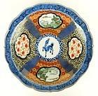 Ko Imari Kirin-zu Somenishikide Plate c.1800