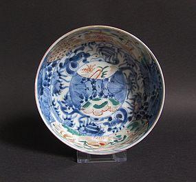 Ko Imari O-tsuki-mi Namasu c.1780