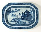 Mid-18th C. Meat Platter - Chinese Export