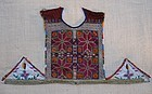 A child's shirt front from Ghazni province