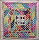 A Hazara prayer cloth from Bamiyan province