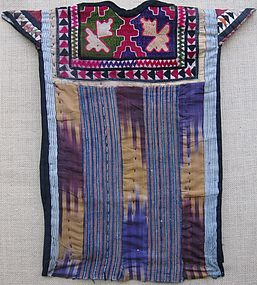 A girl's shift from northern Afghanistan, 20th century