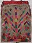 An embroidered child's vest from Afghanistan - Hazara