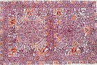 An old Pashtun textile from Ghazni province