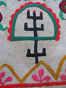 A Shi'a textile from central Afghanistan
