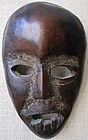 An old shaman's mask from Nepal