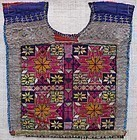 A vintage child's dress front from Gardez, Afghanistan
