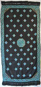 A woman's shawl from Swat Valley, Pakistan
