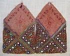 A pair of vintage purses from Katawaz (Ghazni province)