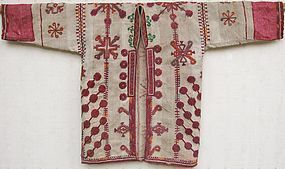 A Mangal man's coat from Afghanistan