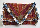 A beaded Pashtun purse from Afghanistan