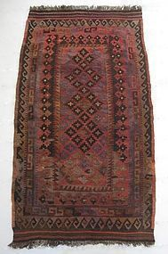 A kilim from Maimana, northern Afghanistan