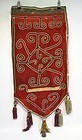 A Kirghiz Shield Shape Panel from Northern Afghanistan