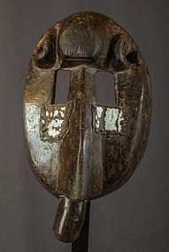 Very Old Bambara mask, Africa