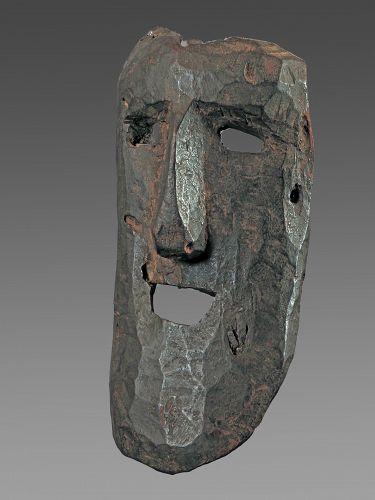 Minimal Himalayan mask, Nepal, Himalaya