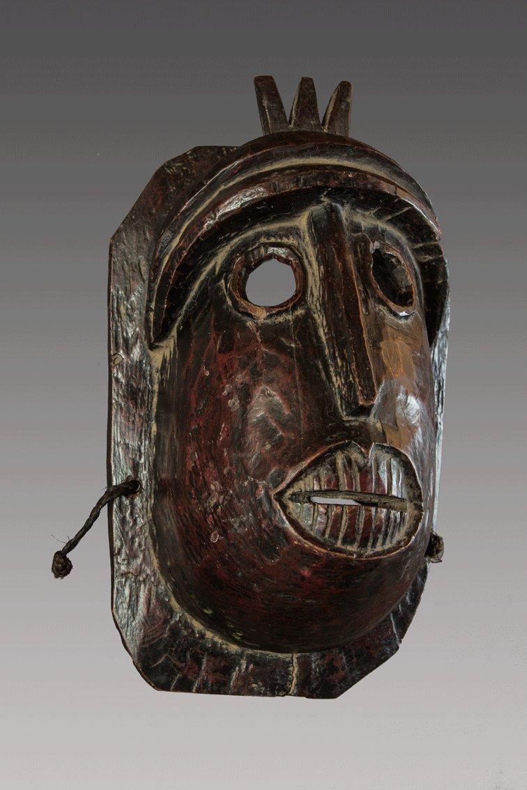 Monkey mask, Himalaya, India