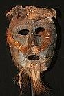 Old Hairy Mask, Nepal, Himalaya
