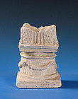 Hellenistic Stone Lime Altar, 300-100 BC.