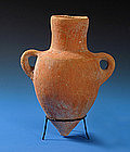 Iron Age II �Israelite� Terracotta Amphora, 1000-800 BC