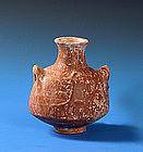 Iron Age I �Israelite� Clay Pyxis, 1000 BC.