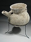 Early Bronze Age �Canaanite� Spouted Pot, 3100-1850 BC.