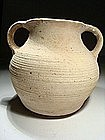 Byzantine Terracotta Cooking Pot, 600 AD.