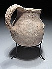 "Middle Bronze Age ""Canaanite"" Pottery Jar, 3000-2000 BC"