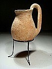 "Early Bronze Age ""Canaanite"" Drinking Mug, 3000-2000 BC"