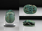 Ancient Egyptian Scarab for Thuthmose III