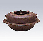 Japanese Zen Tea Ceremony Cast Iron Cloisonne Chagama
