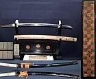 Japanese Samurai Sword Katana Masamune Suriage