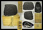 Meiji EBOSHI KANMURI Tohoji Temple Head Crown Gear