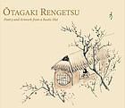 Otagaki Rengetsu: Poetry & Artwork from a Rustic Hut