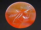 Roman Intaglio with a Gryllos, 1st/2nd Century AD