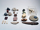 Egyptian lot, ex Dr. Ulrich Müller collection